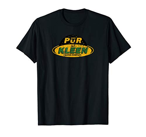 The Expanse Pur & Kleen Water Company Logo T-Shirt