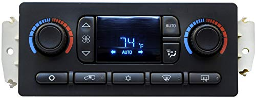 Dorman 599-009 Remanufactured Climate Control Module for Select Cadillac/Chevrolet/GMC Models