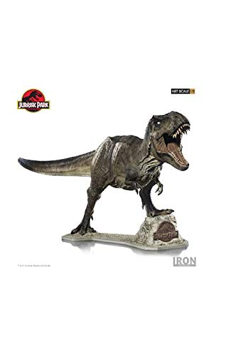 Iron Studios Jurassic Park Art Scale Statue 1/10 T-Rex 44 cm Statues