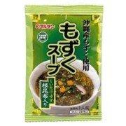 ムソー もずくスープ〈FD〉3.8g ×6セット