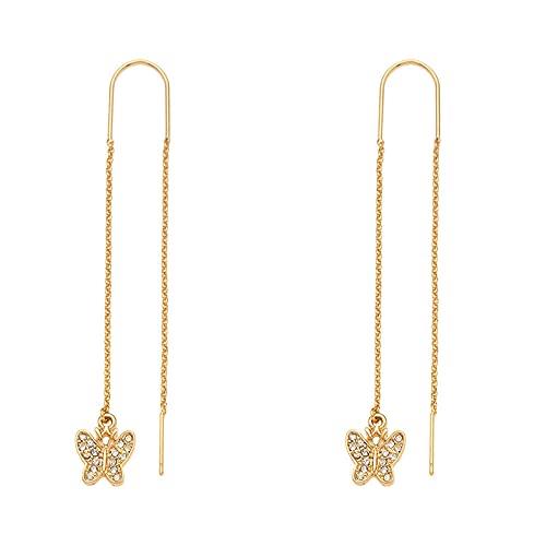YFZCLYZAXET Earrings Women Studs Pearl Women'S Letter Earrings Fashion Casual Earrings Simple Earrings-Iecc1813Gd