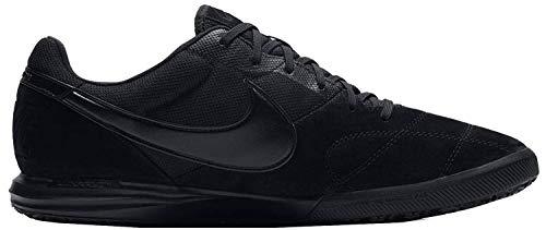 Nike Unisex-Erwachsene The Premier Ii Sala Futsalschuhe, Schwarz (Black/Black-Black 11), 43 EU
