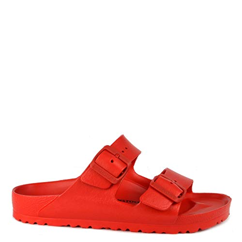 Birkenstock Arizona EVA Active Red Two Strap Sandals