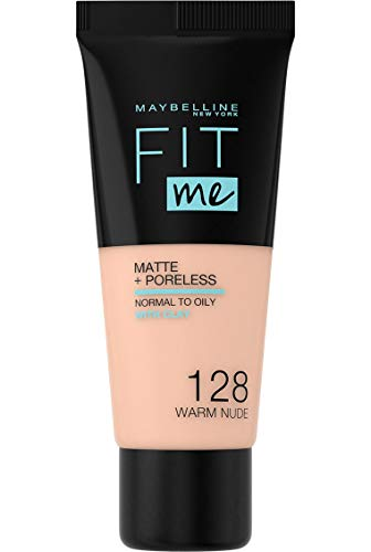 Maybelline New-York - Fond de teint Fluide Fit Me...
