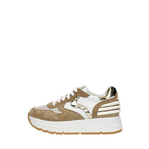 VOILE BLANCHE Maran Power-Sneaker in Suede e Tessuto Tecnico Multicolore 39
