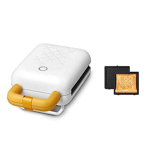 Gofrera eléctrica Placa Antiadherente Fabricantes de waffle Máquina de desayuno a domicilio multifuncional Placas...