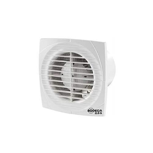 Sodeca 1030658 Extractor ventilación, Blanco
