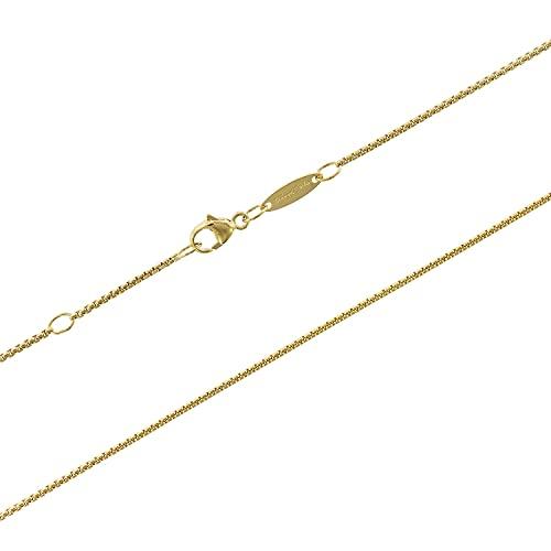 Thomas Sabo Collar para Mujer Plata de Ley 925 KE1106-413-12-L42V 42 cm