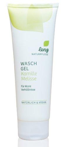 Lenz Naturpflege Waschgel Kamille Melisse - 125ml
