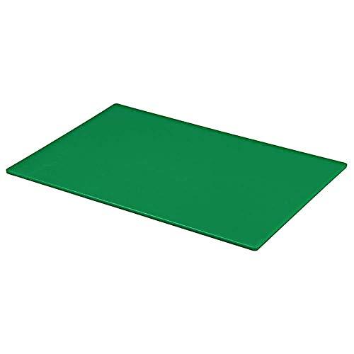 Grande planche à découper professionnelle, avec code couleur vert