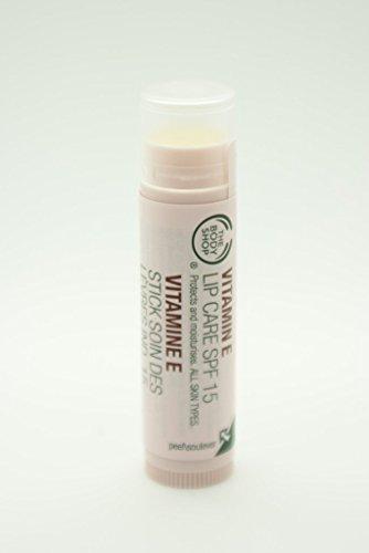 The Body Shop Vitamina E Lip Care SPF 15 4.2g