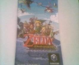 Legend of Zelda Wind Waker (Manual Only)