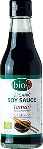 Bioasia Salsa De Soja Bio Tamari, Sin Gluten 290 g