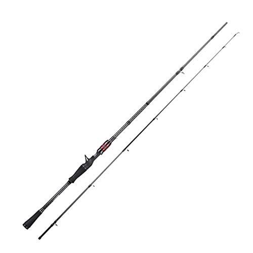 SeaKnight Kraken 2 Pieces Offshore Rods 2.1M/2.4M Ultralight X-Shaped Carbon Fuji Guide Ring Carp Fishing Rods M Power