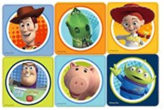 Toy Story Stickers 100 per roll