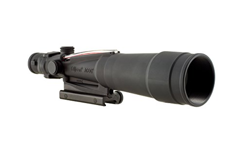 Find Bargain Trijicon TA55A ACOG 5.5 X 50 Red Chevron BAC Flattop .308 Reticle