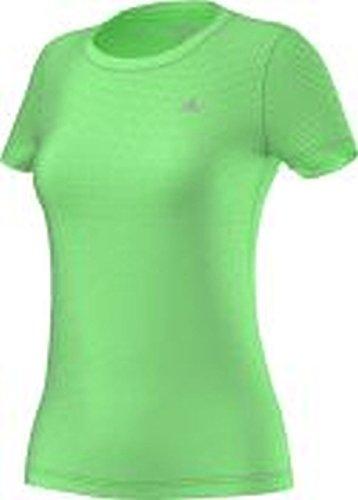 adidas Damen Aero Knit Shirt Climacool Fitness Sportshirt (XS)