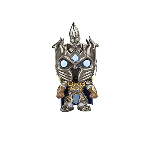 Funko Pop Games : Wow - Arthas 3.9inch Vinyl Gift for Boys Games Fans SuperCollection