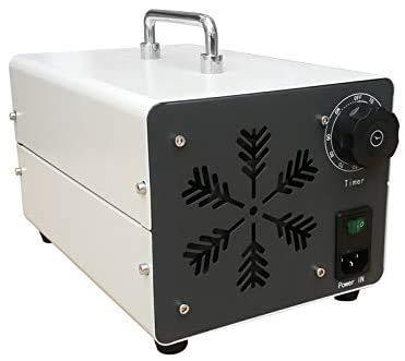 Clicke Purozono Generatore di Ozono 30.000 MG/h - Generatore di Ozono dal Design Elegante per Disinfettare e Purificare L