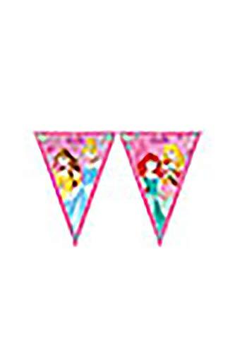 Ciao Procos 85013 – Filage fanions Disney Princess Dreaming (2.3 m), Rose