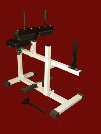 TDS Super Seated Calf Unit w/Pillow Block Bearings
