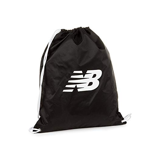 New Balance Cinch Sack LAB91039BK Sporttasche, 15 Liter, Black