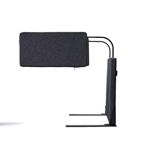 SEREN desk (セレンデスク) 持ち運び可能 個室空間 吸音 集中デスクパーテーション 黒 テレワーク