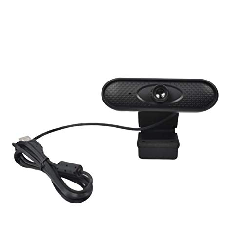 Preisvergleich Produktbild Nowakk Desktop-Computer-Kamera mit Mikrofon 1080P 720P Free Drive USB-Notebook Webcam HD-Webkamera USB-Kamera
