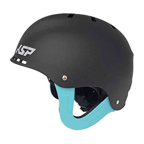 KSP Bullet - Casco para Kitesurf Surf Windsurf (L/XL, Black)