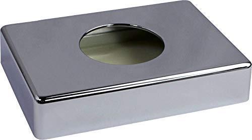 Hygienebeutelbox Halter 24 Stück von Medi Inn Hygienebeutelhalter (chrom)
