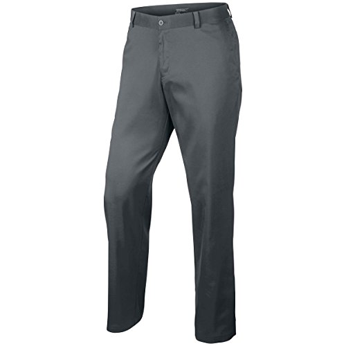 Nike Golf Flat Front Pant Dark Grey (36-32)