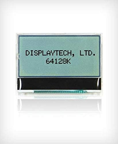 LCD Graphic Display Modules Reflective Ranking TOP8 Max 79% OFF Accessories FSTN 128X64