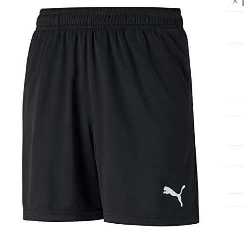 Puma Kinder teamRISE Training Shorts Jr Black White, 140
