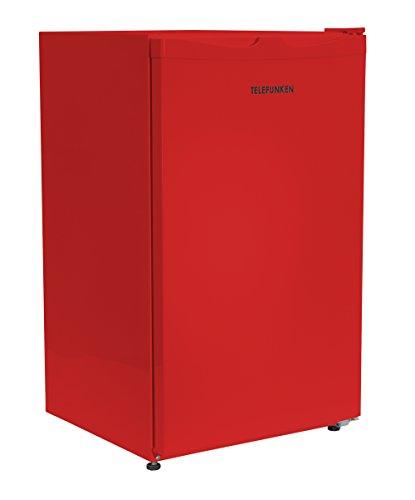 Telefunken CF-33-100-R Kühlschrank / A+ / 82,1 cm / 113 kWh/Jahr / 88 L Kühlteil / Türanschlag wechselbar / Höhenverstellbare Füße