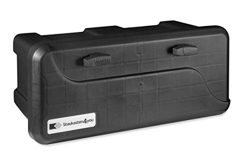 25l Unterbaubox oder Deichselbox für PKW Anhänger Pritschenfahrzeuge LKW Anhänger Staubox Werkzeugkiste Gurtkiste - 4