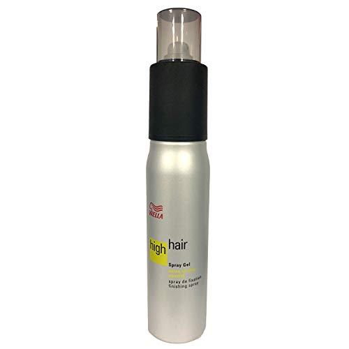 wella high hair spray gel extra bstrong control