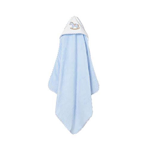 Mayoral Toalla con bordado de bebé bebé Cielo 9925 cielo talla unica