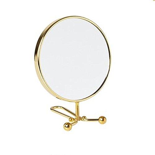 Handspiegel Art Nouveau sirène Miroir de poche Miroir cosmétique Miroir NEUF