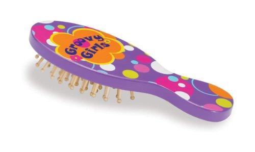 Manhattan Toy Bijou et Cosmétique - Groovy Girls - Best Tressed Brosse - Violet