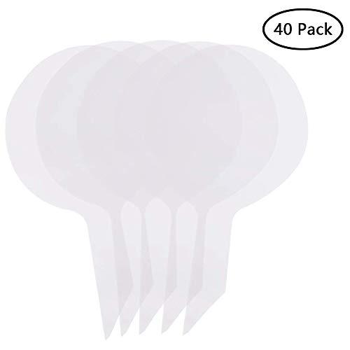 YONII Globos Bobo de helio, 40 paquetes Globos Bobo de burbuja LED transparentes espesados de 20 pulgadas para globos con luz LED, excelentes regalos para Navidad, bodas, fiestas de cumpleaños