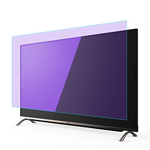 GFSD Protector de Pantalla TV Luz Anti-Azul, Radiación Anti-UV para 32~75 Pulgadas; TELEVISIÓN LED (Color : HD Version, Size : 46 Inch 1017 * 570mm)
