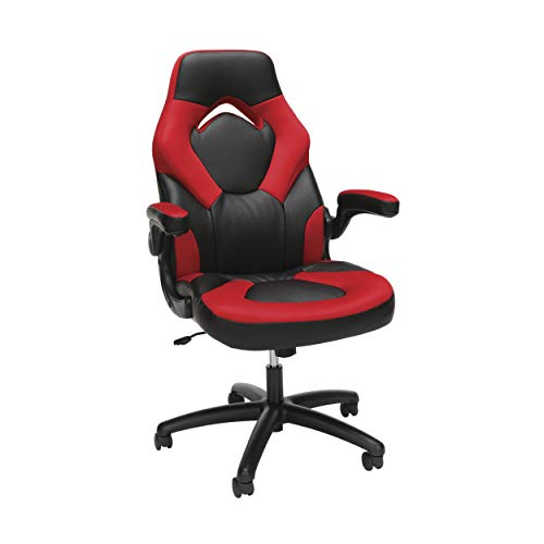 OFM ESS Collection GAMING CHAIR RED, Racing Style