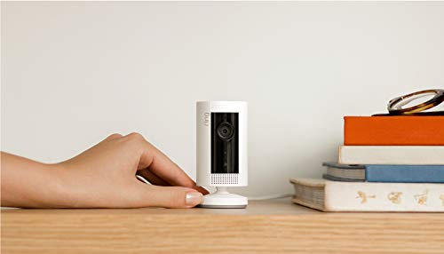 Ring Indoor Cam, Compact Plug-In HD security camera...