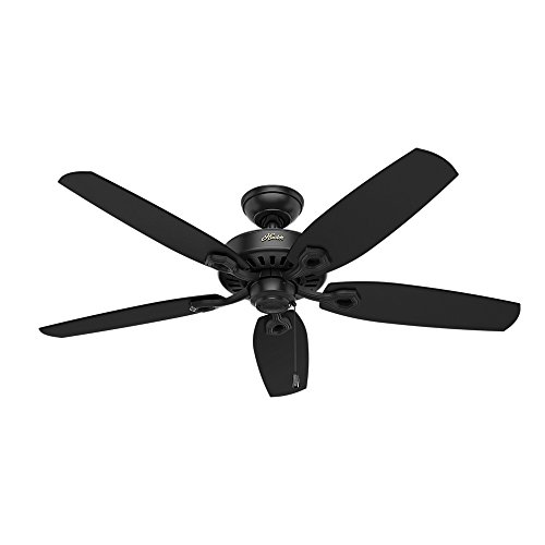 Hunter Builder Elite Indoor Ceiling Fan with Pull Chain Control, 52