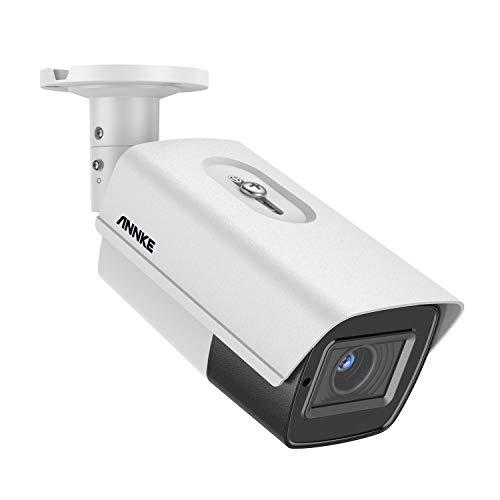 ANNKE 5MP Telecamera di sorveglianza Super HD 5X Zoom ottico e obiettivo motorizzato Varifocal (2.7-13.5mm) Telecamera di videosorveglianza di sicurezza 4 in 1 con EXIR Visione notturna 132ft