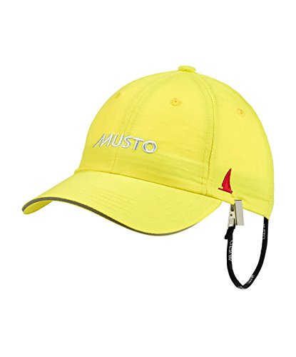 Musto Essential Fast Dry Schwefel