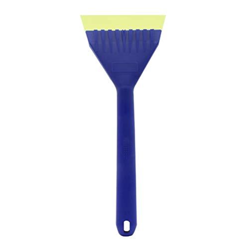 Great Price! Wakauto Car Snow Scraper Brush Anti Freeze Long Handle Ice Scraper Hand Scraper Snow Re...