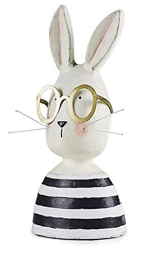 Baden Origineller Kopf Dekokopf Hase Rabbit Büste Aufsteller