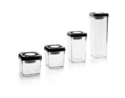 IBILI 788610 - Envase de vacío apilable (1000 ml)