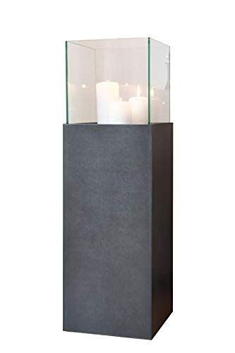Vivanno Windlicht-Säule Bild